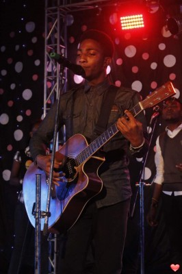 <p>perfomance at the finals of the Glorious Fountain and Ministries Talent Show</p>